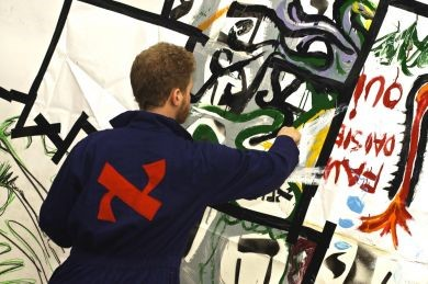 Shoreditch art exhibition in London puts new spin on interfaith dialogue
