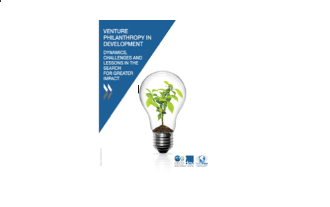 "OECD publishes ""Venture Philanthropy in Development"" study"