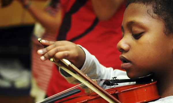 Orchestre de Paris: Vienna tour for children from care center